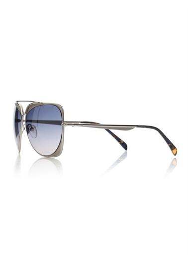 Emilio Pucci  Ep 0004 14B 61 Kadın Güneş Gözlüğü Füme